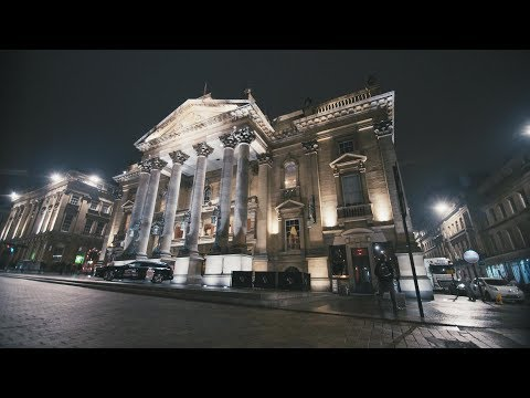 Theatre Royal – studying at Newcastle University