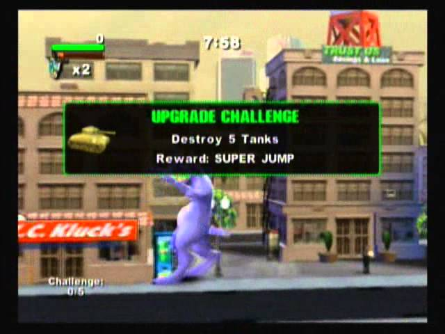 Rampage Total Destruction Wii All Monsters Part 2 Youtube
