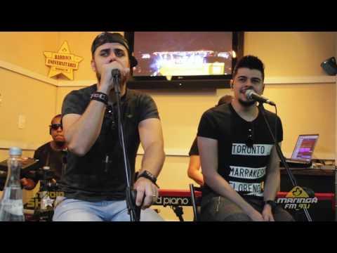 Zé Neto & Cristiano - Amigo Taxista - [ESTÚDIO SHOW MARINGÁ FM]