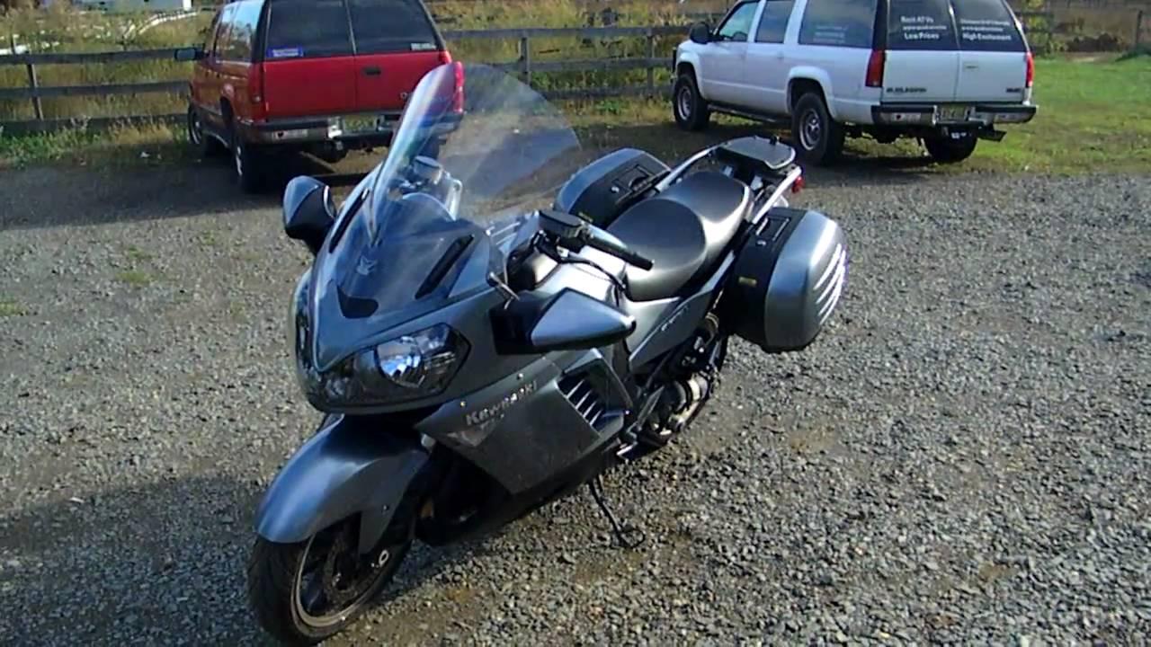 2008 Kawasaki Concours 1400 ZG14 For Sale