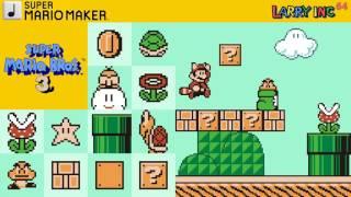 Super Mario Bros. Overworld - SMB3 Style [LarryInc64]