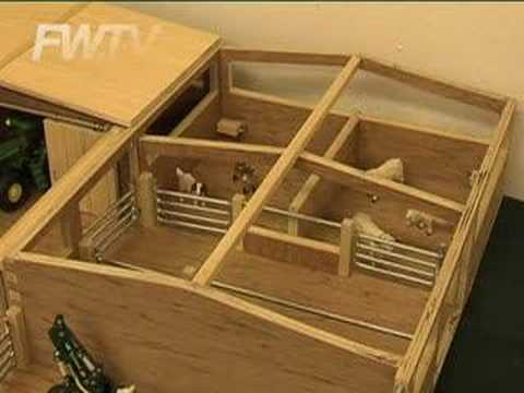 Millwood Crafts Toy Farms Farm Week TV - YouTube
