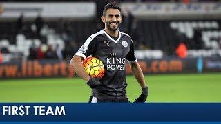 Thanks For The Memories, Riyad Mahrez | Leicester City