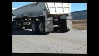 Paneles Supa-Trac. Carreteras temporales y definitivas para maquinaria pesada.