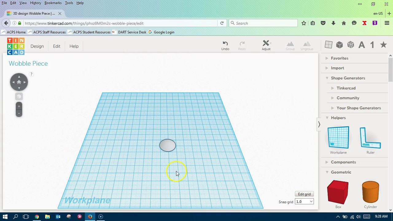How To Download Tinkercad Designs For 3d Printing Youtube