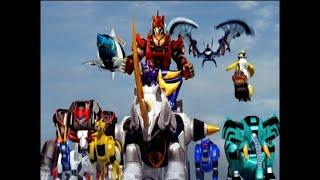 Video Power Rangers Jungle Fury - The Spirit of Kindness - Megazord Fight (Episode 28) download MP3, 3GP, MP4, WEBM, AVI, FLV Agustus 2018