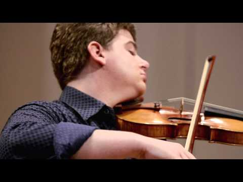 Chad Hoopes - Tchaikovsky Op. 42 (Classical MPR Artist in Residence Live at MacPhail)