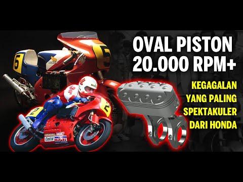 Motor Balap GP500 Paling Extreme, HONDA NR500! | History Lesson