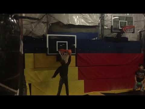NBA trickshots