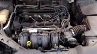 Не откручиваются катушки зажигания на Форд Фокус2 двигатель 1.8/2.0 замена свечей