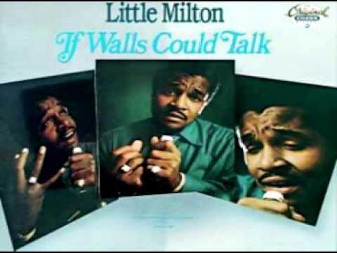 Little Milton - Blues Get off My Shoulder