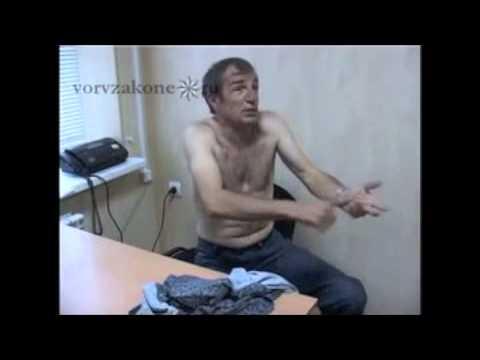 вор в законе Зиявудин Абдулхаликов (Зява): я чего не знаю, никогда не скажу