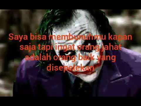 Kata Kata Bijak Joker Joaquin Phoenix