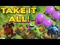 Clash of Clans - NEW NEVER LOSE ATTACK STRATEGY! Best Attack Strategy in Clash of Clans 2017