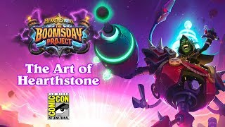 The Art of Hearthstone - Comic-Con Panel