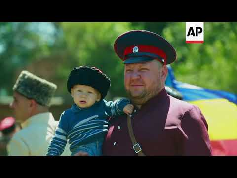 Russia plans to deploy thousands of Cossacks to guard the World Cup
