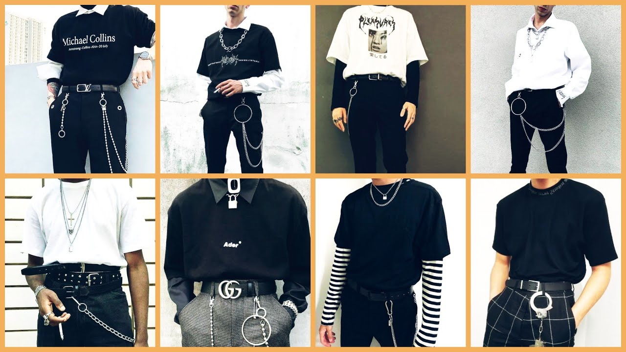 Eboy Aesthetic Outfits Men Formal // how to dress like a eboy // how to be  an eboy