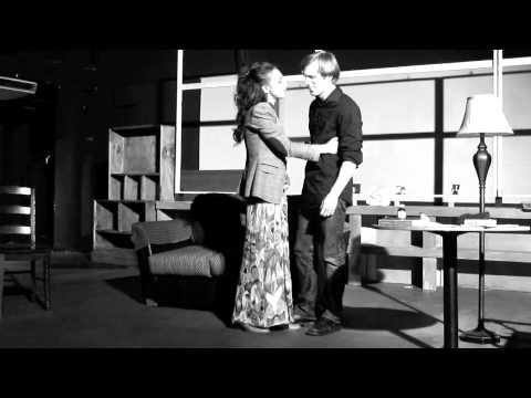 yana milanberg  Memories from the theatre school 2013