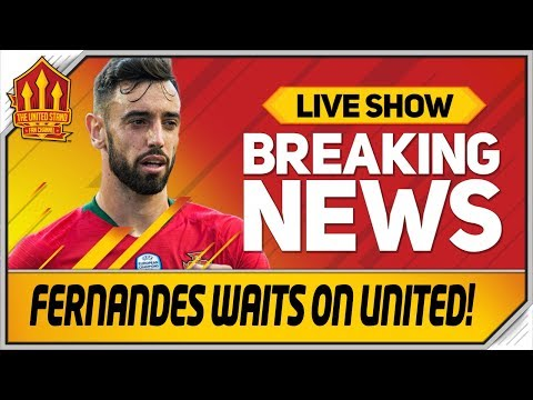 Bruno Fernandes Waiting for Man Utd Transfer! Man Utd Transfer News