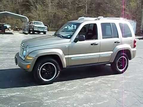 2005 Diesel Jeep Liberty 4x4 Limited 28 Turbo Diesel Motomafia