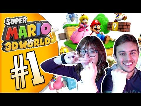 TRIDI GÜORL   Super Mario 3D World #1