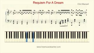How To Play Piano: Clint Mansell
