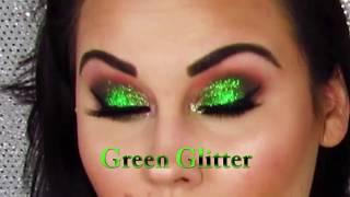 Glitter Series! Green Glitter!