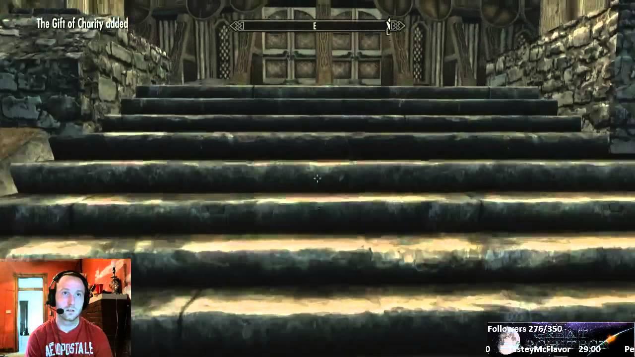 First xbox 360 cap card stream Skyrim and YuGiOh - 1 / 3 - YouTube