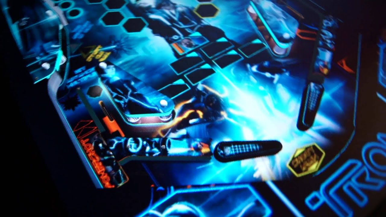 BAM for Future Pinball - 3D effect with 2D equipment