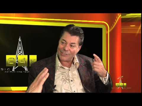 24k Music Network Welcome To The World David Longoria Interviews Al Bowman LA Music Awards