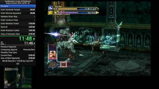 Castlevania: Curse of Darkness any% NTSC-U, PS2 Speedrun
