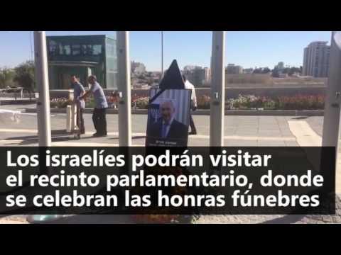 Israel rinde último homenaje a Shimon Peres   Blu Radio
