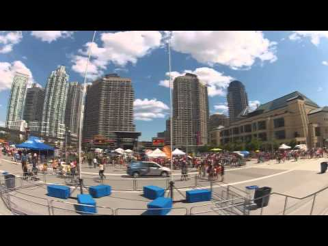 Touring Mississauga on a Stromer Part 2 of 3