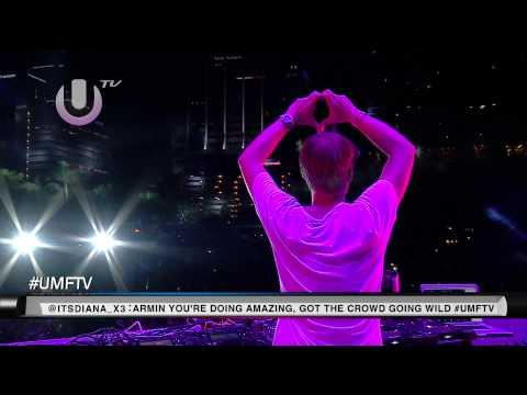Ultra music festival 2012 - Armin Van Buuren