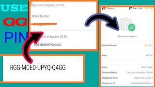Download Digi Code or Republic GG PIN ll How To Buy & How To Use ll At The Lowest price ll Full Details.