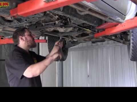 Installing Tough Dog Torsion Bars for Nissan Navara D22