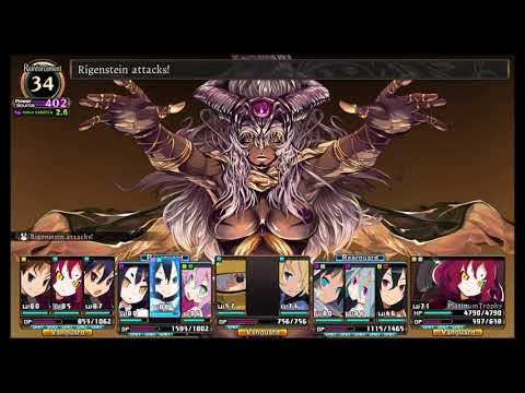 Labyrinth of Refrain: Coven of Dusk Junon Fight |