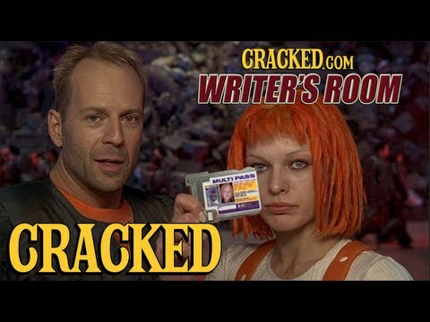 Famous Movies That Must Have Been Pitched by Crazy People  | Writer