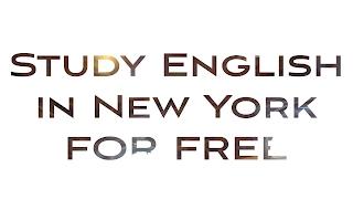 Английский в Нью-Йорке БЕСПЛАТНО