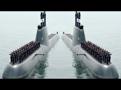 South Korea Launch Latest Submarine