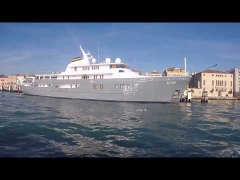 Venice Water Transport, Water Bus , Steamer ride , Italy