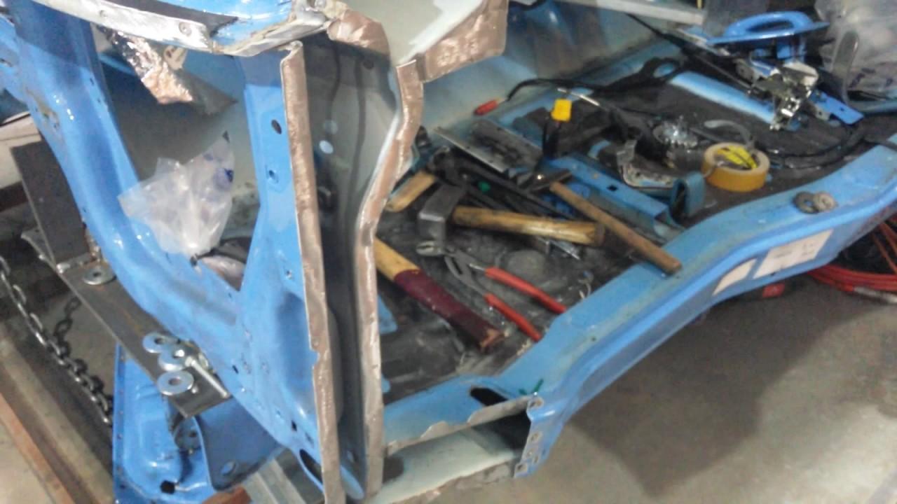 Кузовной ремонт и покраска Gaz, гАЗель