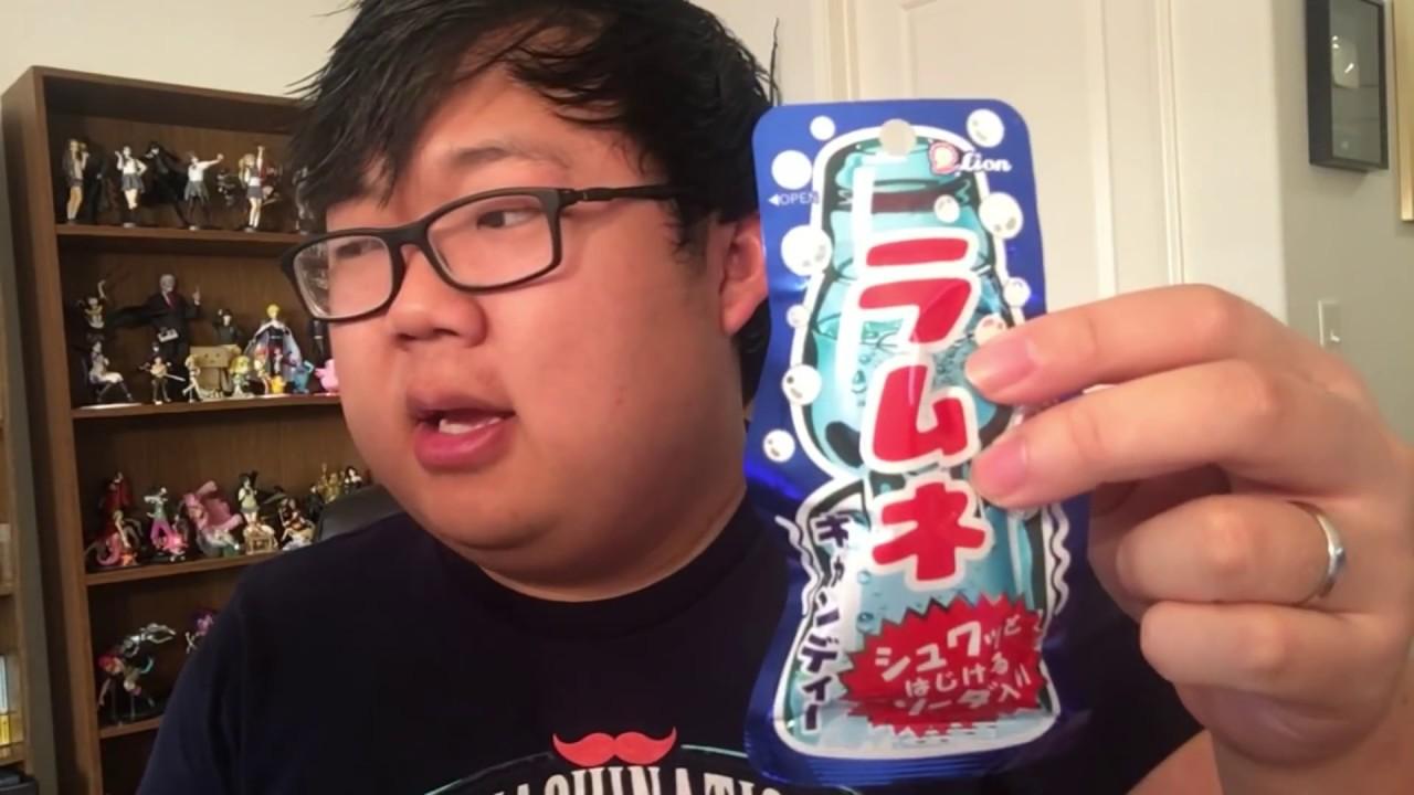 Let's Eat Japanese Snacks (Japan Crate September 2018)