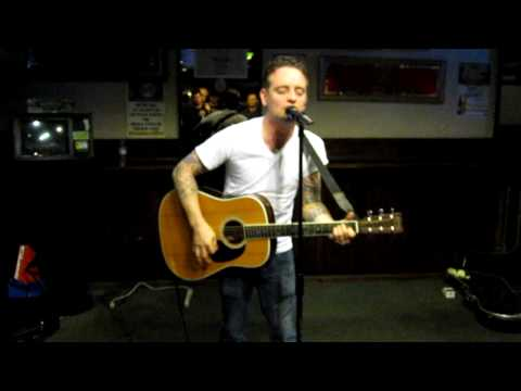 """""""The Bridge"""" (Acoustic) - Dave Hause of The Loved Ones"""