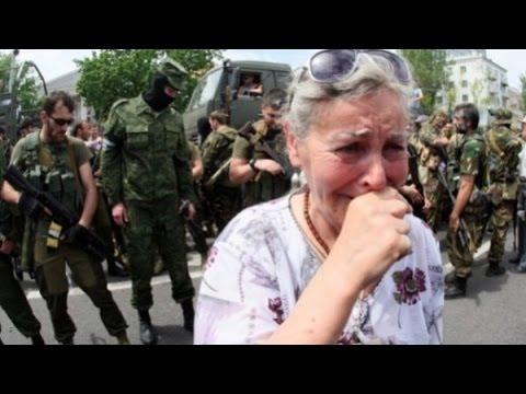 Айдар навлек страх и ужас на Новосветловку рассказ очевидца