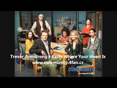 Party Where Your Heart Is - Trevor Armstrong