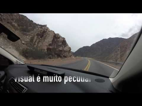 Percorra - América do Sul - Capítulo 14 Parte 1 (Mendoza - MZ / ARG - Santiago - RM / CHL)