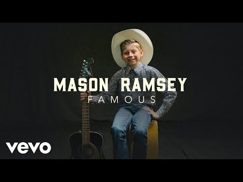 "Mason Ramsey - ""Famous"" Official Performance | Vevo"