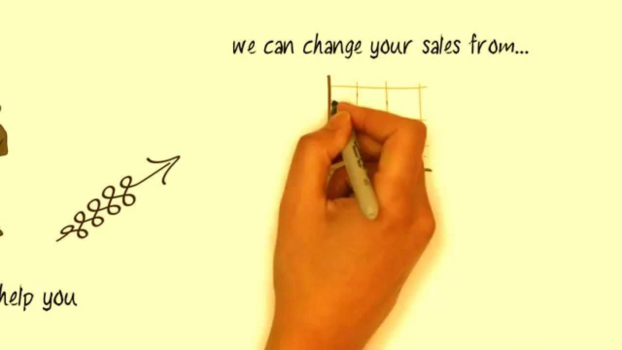 videoscribe template business animation - YouTube