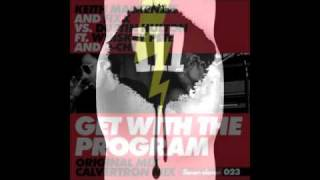 "Keith Mackenzie & DJ Fixx vs Dustin Hulton ""Get With The Program"" ft Whiskey Pete & D-CHI"